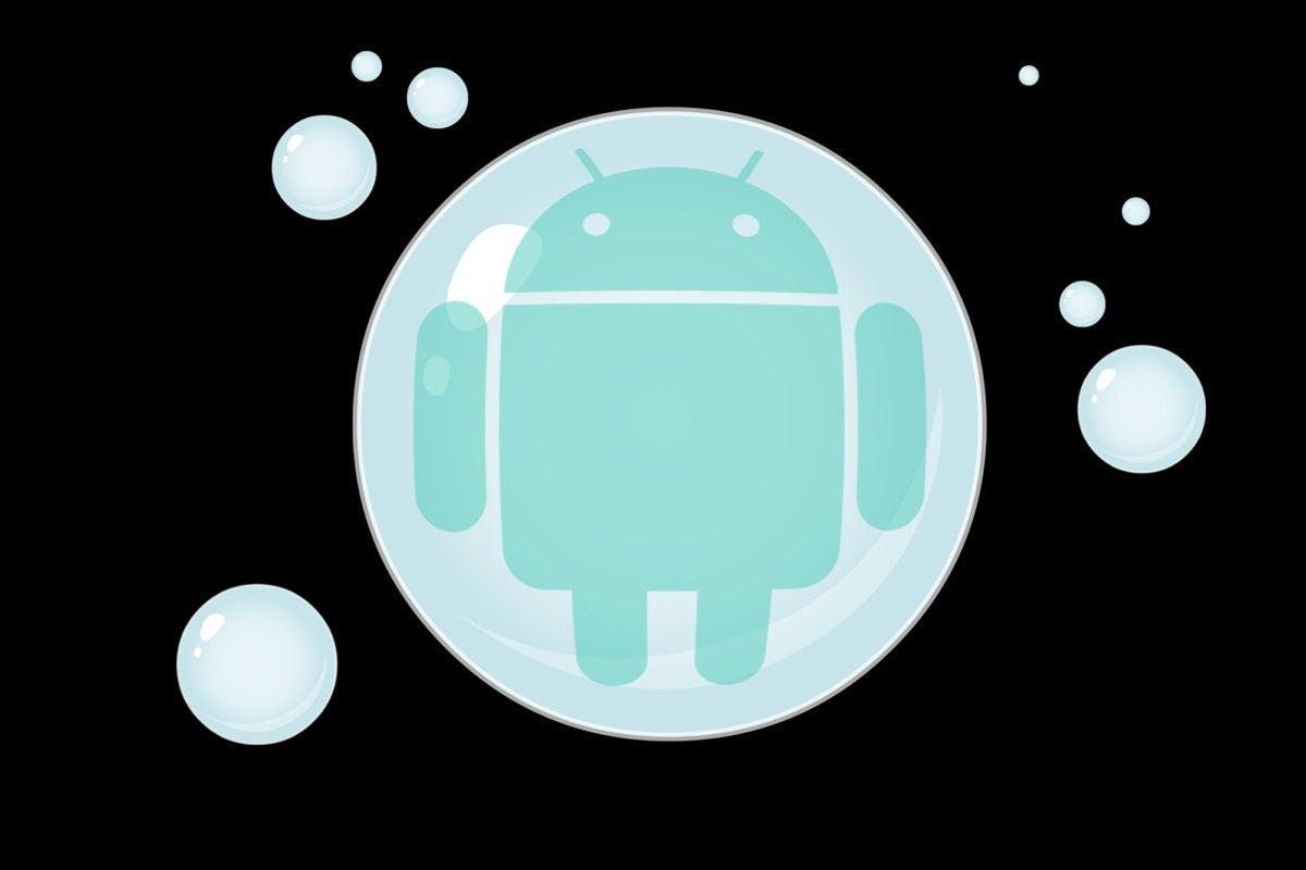 Android 12 sắp xuất hiện trên Bubbles của Google?